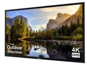 Sunbrite SB7574UHDBL 75? Veranda Series 4K Outdoor Display (NO TUNER for Australia and NZ) – Black