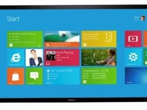 CommBox Pulse Interactive Touchscreen Display