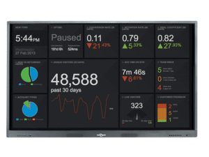 """Activ2Touch 75"""" Interactive Touchscreen Display"""