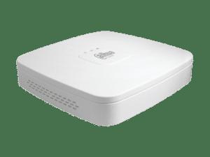 Dahua NVR2104-P-4KS2 4 Channel Smart 1U 4PoE Lite 4K H.265 Network Video Recorder