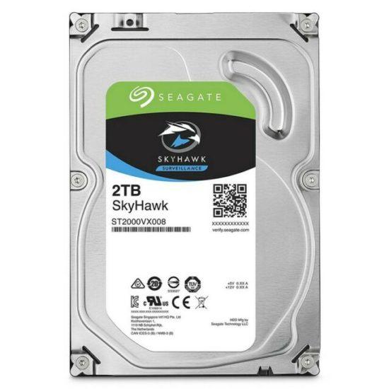 Seagate SkyHawk 2TB HDD
