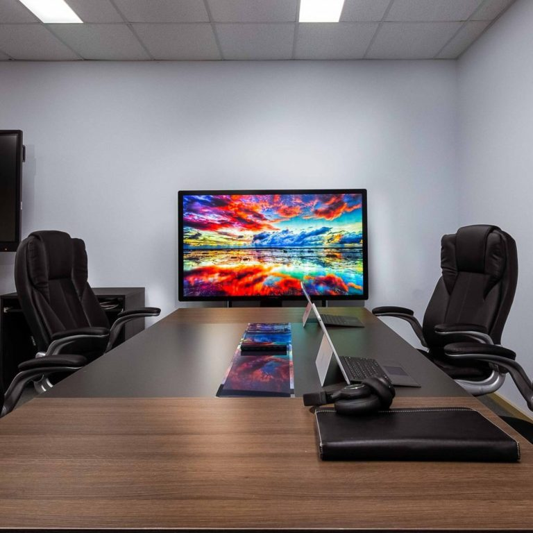 Boardroom-Display