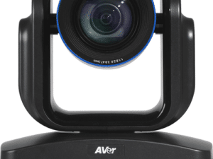 AVer CAM520 Professional Plug-N-Play USB PTZ Camera, 12X Optical Zoom, 1080p 60fps – BLACK