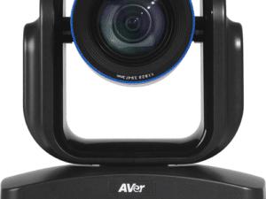 AVer CAM520 Professional Plug-N-Play USB PTZ Camera, 12X Optical Zoom, 1080p 60fps – BLACK