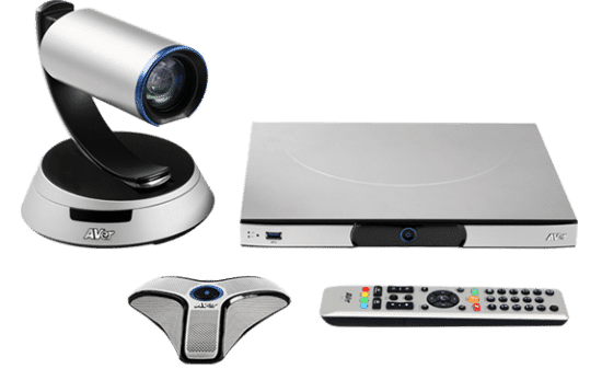 AVer Orbit Series SVC100 Full HD Endpoint / 6 Sites Video Conferencing System
