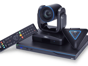 AVer EVC350 4-site Embedded MCU Multipoint Video Conference System