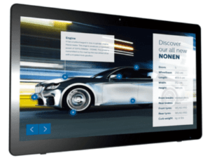 Philips 24BDL4151T 24? POE Capactive Touch Android Onboard Touchscreen