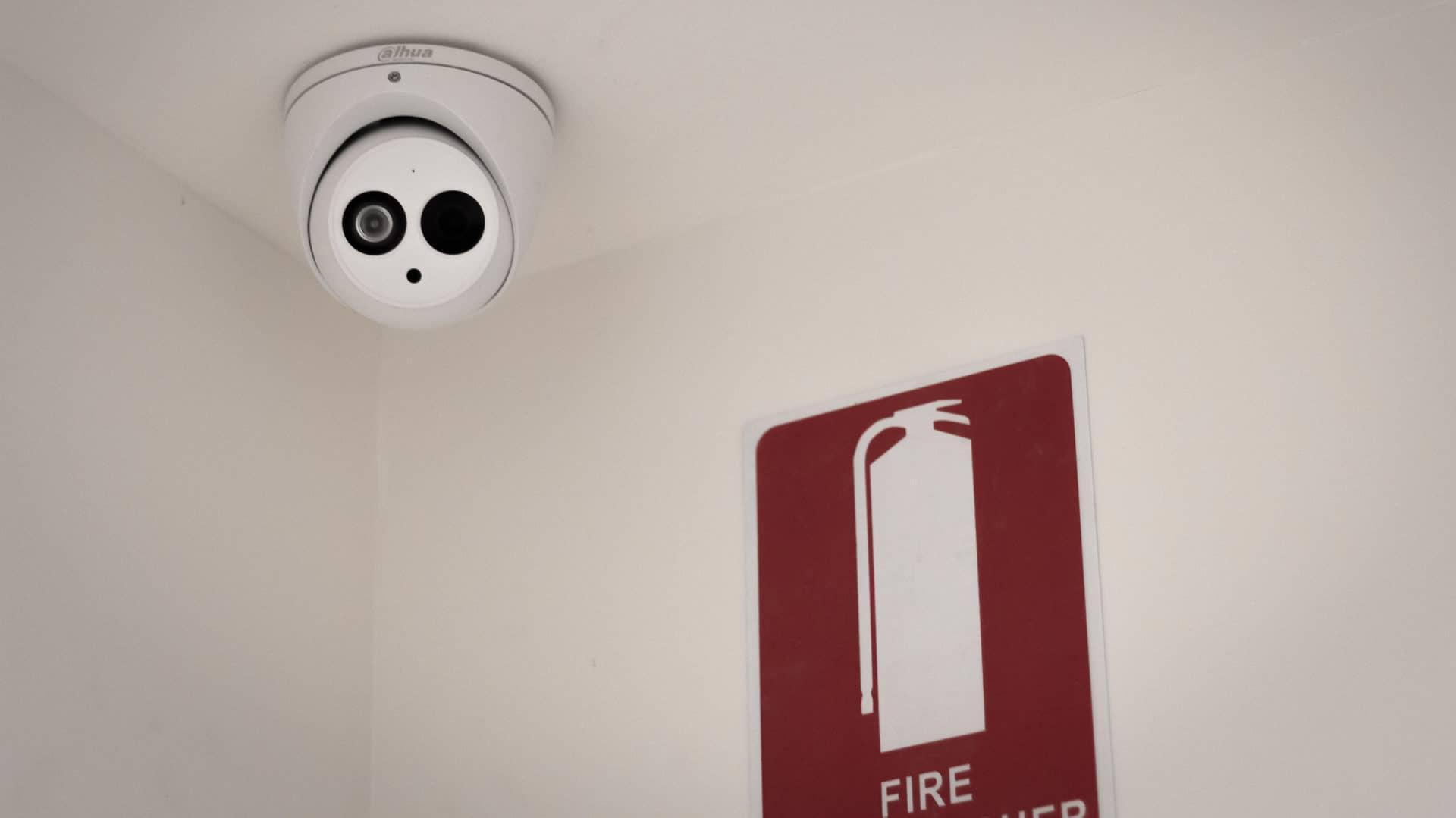 Ashwood Apartments Security Cameras