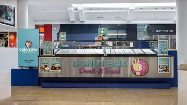 Donut Box Eastland